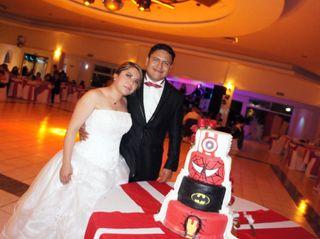 La boda de Gaby y Leo