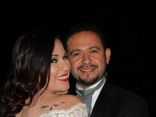 La boda de Karla Verduzco y Edxon Rodriguez 1