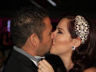 La boda de Karla Verduzco y Edxon Rodriguez