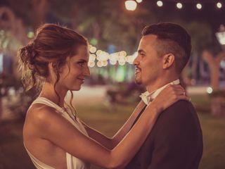 La boda de Mingaile y Alvaro