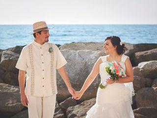 La boda de Liz  y Eliseo