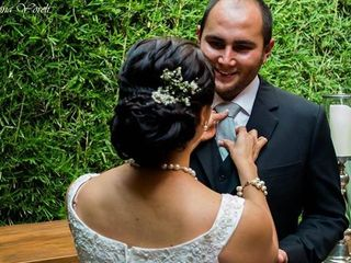 La boda de Anayeli  y Marlon  1