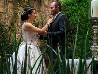 La boda de Anayeli  y Marlon  2