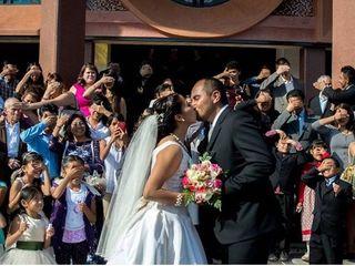 La boda de Anayeli  y Marlon  3