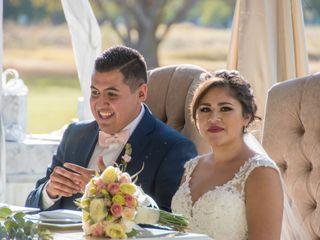 La boda de Miriam y Rigo