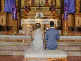 La boda de Carmen y Carlos 1