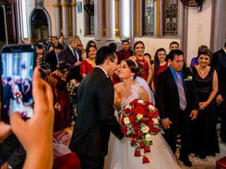 La boda de Laydi y Javier 3