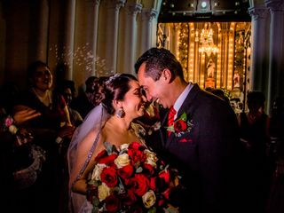 La boda de Laydi y Javier