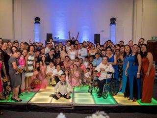 La boda de Diana Valeria y Salvador Salomón 1