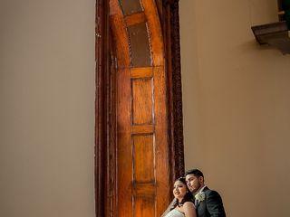 La boda de Viridiana  y Manuel Eduardo  1