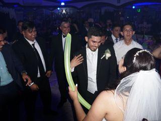 La boda de Viridiana  y Manuel Eduardo  2