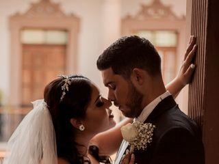 La boda de Viridiana  y Manuel Eduardo  3