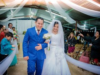 La boda de Kristy y Carlos 1