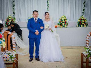 La boda de Kristy y Carlos