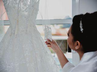 La boda de Giselle y David 2
