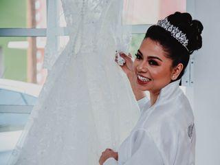 La boda de Giselle y David 3