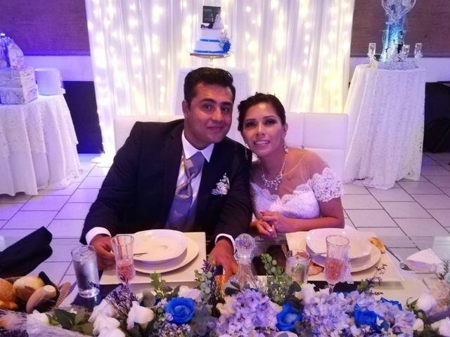 La boda de Elizabeth y Delfino