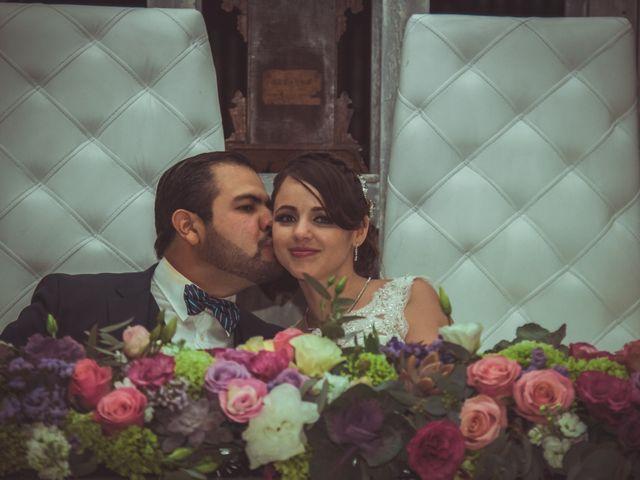 La boda de Lilia y Alberto