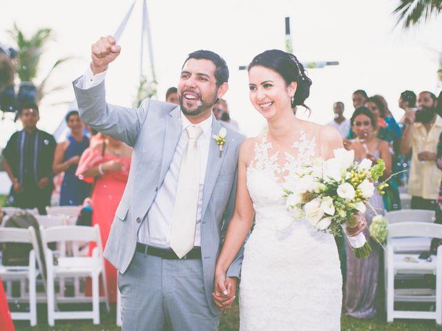 La boda de Blanca y Álex
