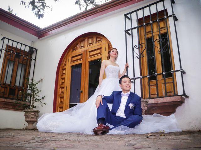 La boda de Anderson y Jessica