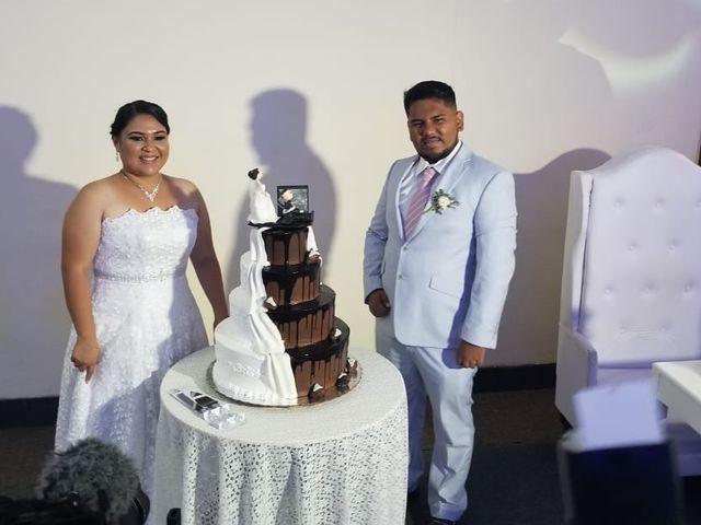 La boda de Diana Valeria y Salvador Salomón