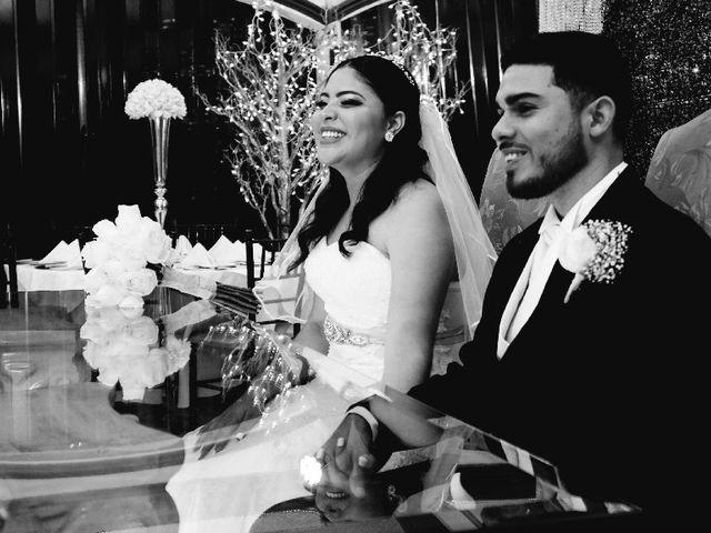La boda de Viridiana  y Manuel Eduardo