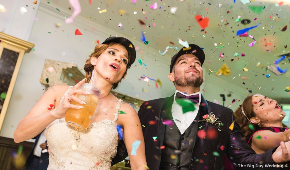 La boda de hiram y gabriela en monterrey nuevo le n for Capitolio eventos jardin