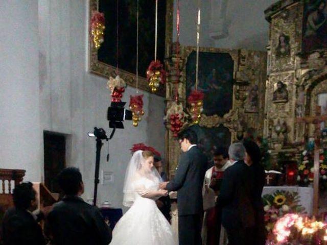 La boda de Andrés y Beatriz en Tlalpan, Ciudad de México 2