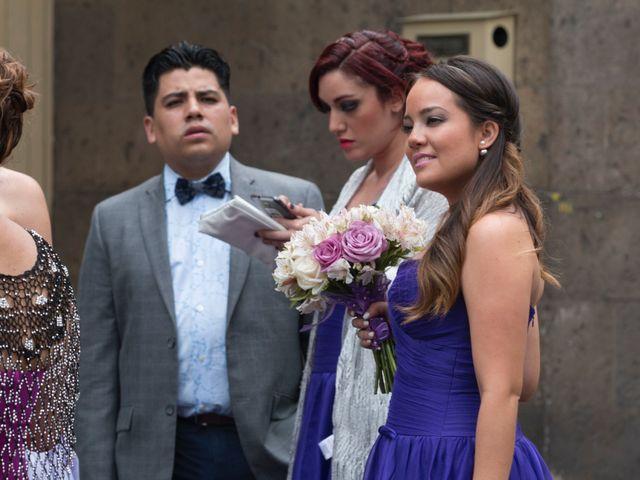 La boda de Carlos y Sandra en Guadalajara, Jalisco 34