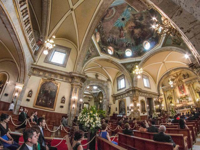 La boda de Carlos y Sandra en Guadalajara, Jalisco 44