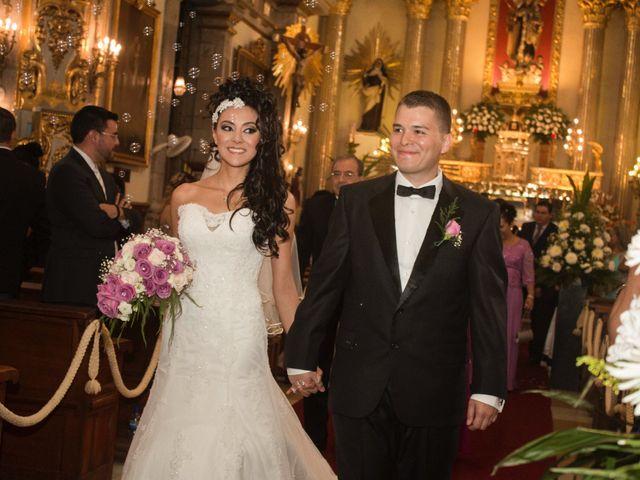 La boda de Carlos y Sandra en Guadalajara, Jalisco 64