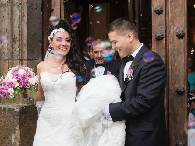La boda de Carlos y Sandra en Guadalajara, Jalisco 66