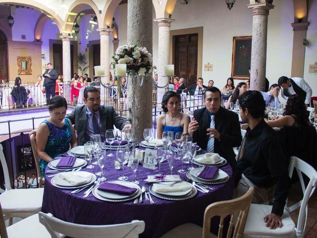 La boda de Carlos y Sandra en Guadalajara, Jalisco 111