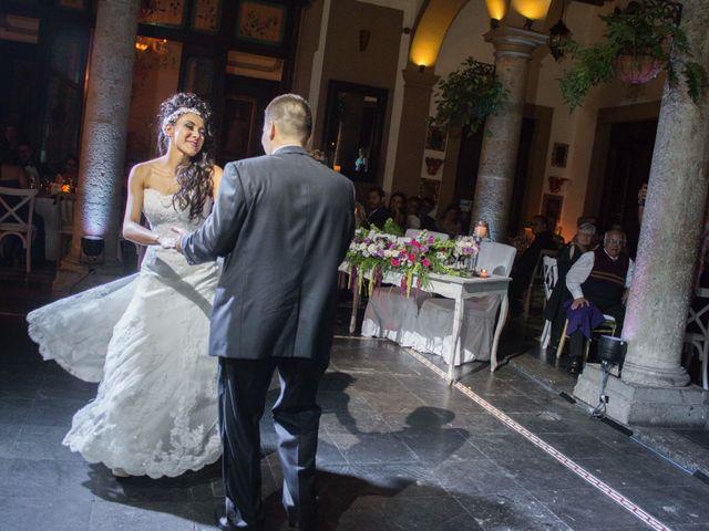 La boda de Carlos y Sandra en Guadalajara, Jalisco 124