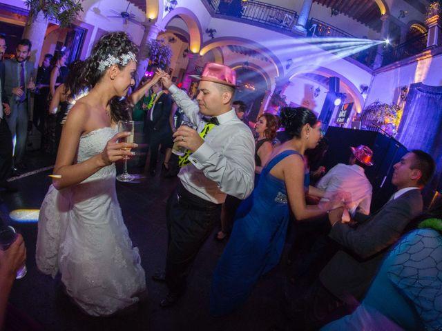 La boda de Carlos y Sandra en Guadalajara, Jalisco 130