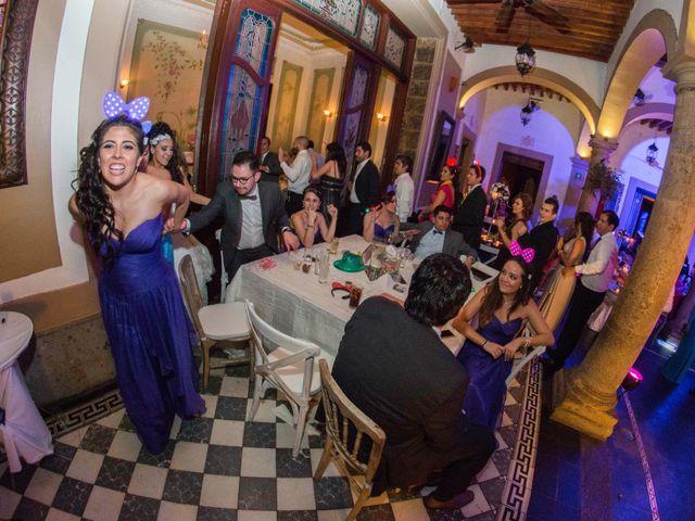 La boda de Carlos y Sandra en Guadalajara, Jalisco 132