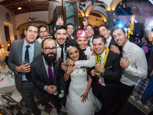 La boda de Carlos y Sandra en Guadalajara, Jalisco 133
