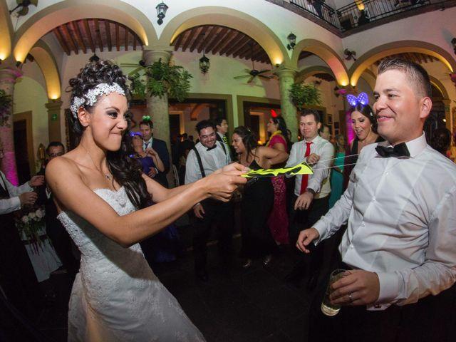 La boda de Carlos y Sandra en Guadalajara, Jalisco 135