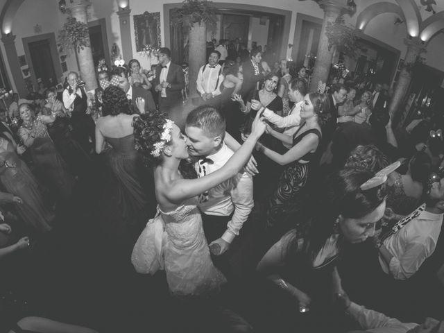 La boda de Carlos y Sandra en Guadalajara, Jalisco 136