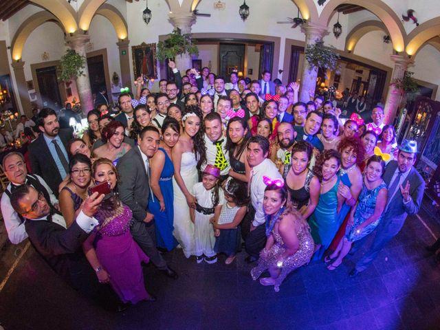 La boda de Carlos y Sandra en Guadalajara, Jalisco 137