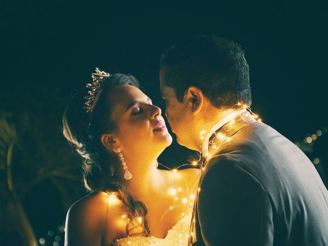 La boda de Vane y Fer