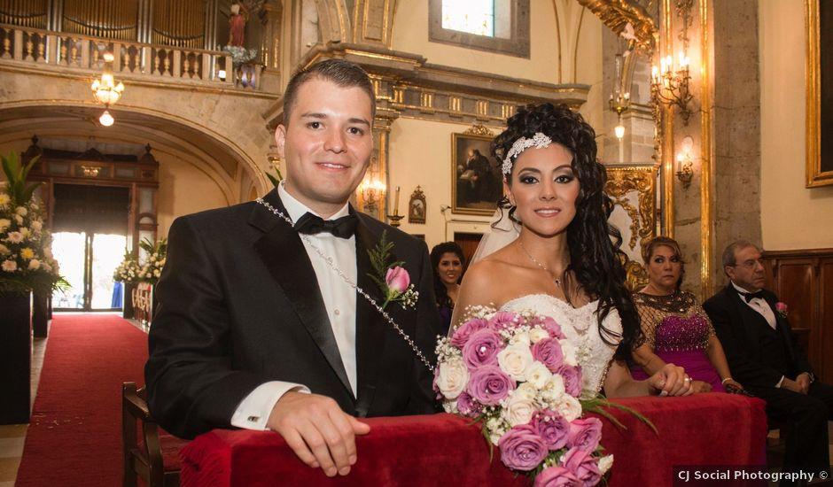 La boda de Carlos y Sandra en Guadalajara, Jalisco