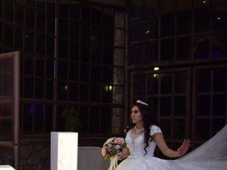 La boda de Ixchel  y Uziel  2