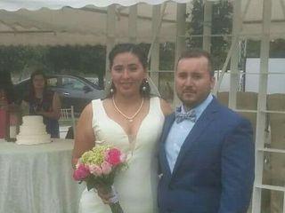 La boda de Karina y Eduardo 1