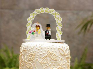 La boda de Roger  y Gilda  2