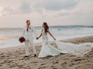 La boda de Karen y Juan