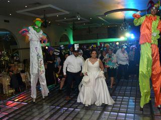 La boda de Ivonne y Jonathan