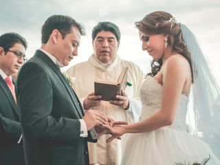 La boda de Viridiana y Alejandro