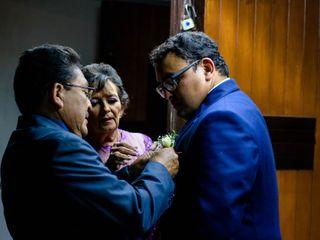 La boda de Daniela y Roman 1