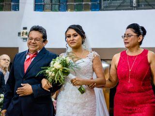 La boda de Daniela y Roman 2